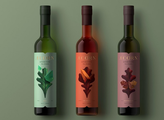 Aecorn bottles